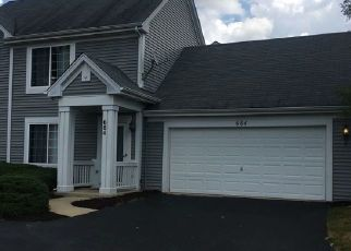 Pre Foreclosure in Oswego 60543 LINCOLN STATION DR - Property ID: 1342010746