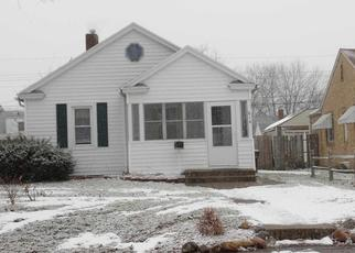 Pre Foreclosure in South Bend 46619 S GLADSTONE AVE - Property ID: 1342189428