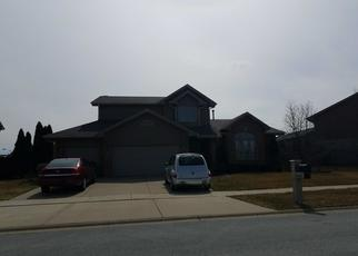 Pre Foreclosure in Tinley Park 60487 LISADELL DR - Property ID: 1342285795