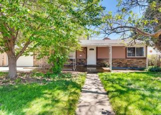 Pre Foreclosure in Denver 80219 S KNOX CT - Property ID: 1342921282