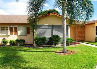 Pre Foreclosure in Delray Beach 33484 CANALVIEW DR - Property ID: 1342949760