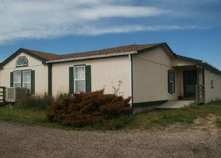 Pre Foreclosure in Strasburg 80136 N COUNTY ROAD 157 - Property ID: 1343041734