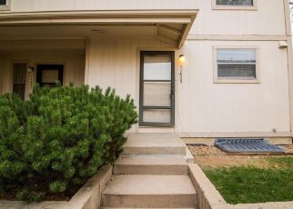 Pre Foreclosure in Aurora 80012 E CEDAR AVE - Property ID: 1343043929