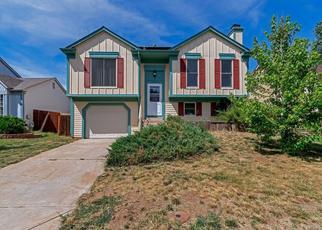 Pre Foreclosure in Aurora 80013 E GIRARD AVE - Property ID: 1343057945