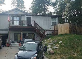 Pre Foreclosure in Durango 81303 MOSS ROAD TRL - Property ID: 1343082459