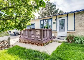 Pre Foreclosure in Aurora 80013 S HELENA WAY - Property ID: 1343085978