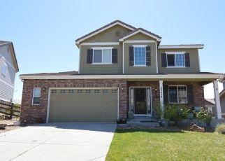 Pre Foreclosure in Aurora 80016 E ONTARIO PL - Property ID: 1343088144