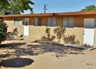 Pre Foreclosure in Yucca Valley 92284 ACOMA TRL - Property ID: 1343171812
