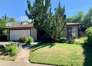 Pre Foreclosure in Citrus Heights 95610 PLUM TREE CT - Property ID: 1343200271