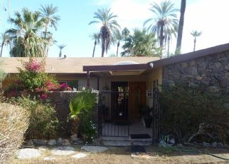 Pre Foreclosure in Rancho Mirage 92270 FERBER DR - Property ID: 1343260274