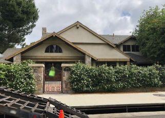 Pre Foreclosure in Tarzana 91356 REDWING ST - Property ID: 1343367131