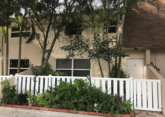 Pre Foreclosure in Pompano Beach 33063 NW 80TH AVE - Property ID: 1343444670