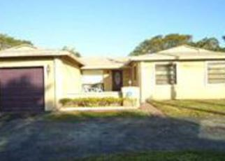Pre Foreclosure in Fort Lauderdale 33313 NW 42ND AVE - Property ID: 1343588765