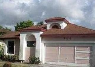 Pre Foreclosure in Pompano Beach 33068 MAGNOLIA AVE - Property ID: 1343622480