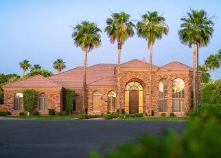 Pre Foreclosure in Mesa 85205 E MCLELLAN RD - Property ID: 1343916354