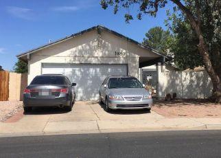 Pre Foreclosure in Mesa 85202 S CHOLLA - Property ID: 1343941322