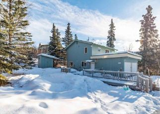 Pre Foreclosure in Anchorage 99516 SNOW FLAKE DR - Property ID: 1343977685