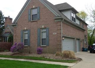 Pre Foreclosure in Canton 48187 POPPLETON RD - Property ID: 1344295649
