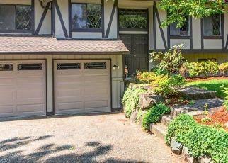 Pre Foreclosure in Redmond 98052 169TH AVE NE - Property ID: 1344321490