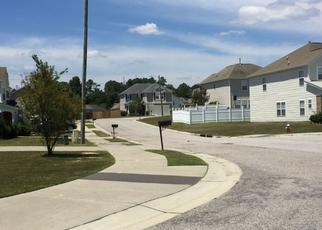 Pre Foreclosure in Raleigh 27610 GUARD HILL DR - Property ID: 1344423541