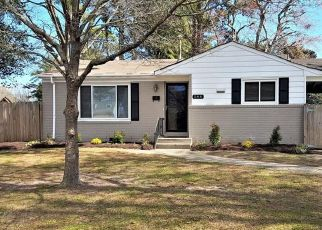 Pre Foreclosure in Virginia Beach 23462 SIRINE AVE - Property ID: 1344427478