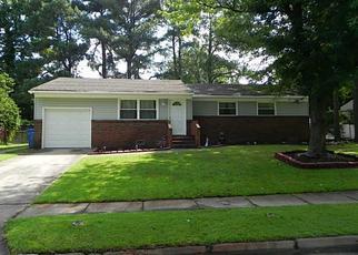 Pre Foreclosure in Chesapeake 23321 DUNEDIN DR - Property ID: 1344439299