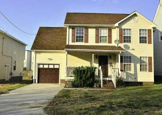 Pre Foreclosure in Norfolk 23523 OLINGER ST - Property ID: 1344551873