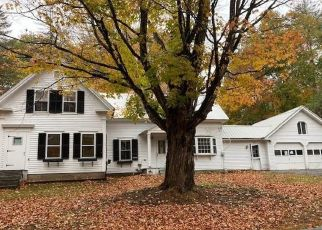 Pre Foreclosure in West Baldwin 04091 DOUGLAS HILL RD - Property ID: 1344709984