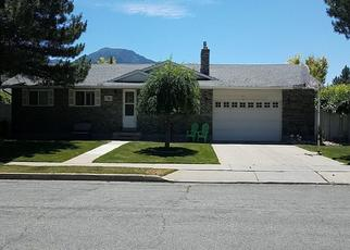 Pre Foreclosure in Spanish Fork 84660 E 600 S - Property ID: 1344942537