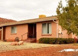 Pre Foreclosure in Kanab 84741 S BUCKSKIN DR - Property ID: 1344967501