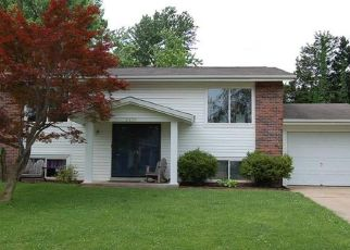 Pre Foreclosure in Maryland Heights 63043 WESINGTON DR - Property ID: 1345410735