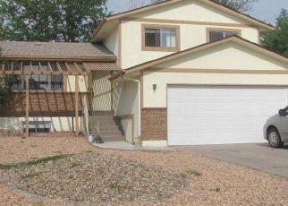 Pre Foreclosure in Pueblo 81001 BELLFLOWER CT - Property ID: 1345508844