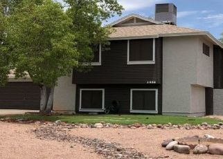 Pre Foreclosure in Mesa 85206 E DEWBERRY AVE - Property ID: 1345585482