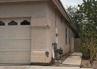 Pre Foreclosure in Tucson 85743 N SILVER MOON WAY - Property ID: 1345624463