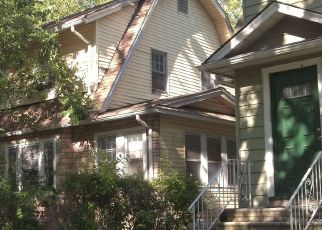 Pre Foreclosure in East Orange 07018 HILLCREST TER - Property ID: 1345964775