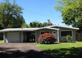 Pre Foreclosure in Cottage Grove 97424 E TAYLOR AVE - Property ID: 1346190322