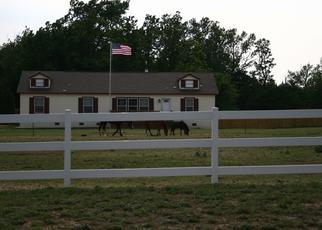 Pre Foreclosure in Fletcher 73541 NE 165TH ST - Property ID: 1346276608