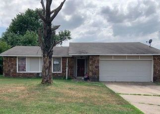 Pre Foreclosure in Coweta 74429 E 143RD ST S - Property ID: 1346348881