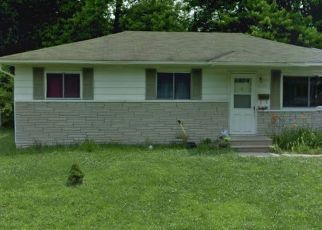 Pre Foreclosure in Indianapolis 46203 S DREXEL AVE - Property ID: 1346758825