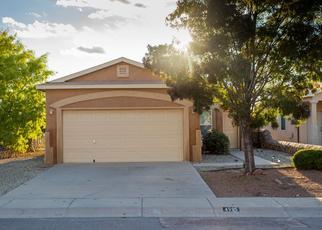 Pre Foreclosure in Las Cruces 88012 HILLSBORO LOOP - Property ID: 1347186722