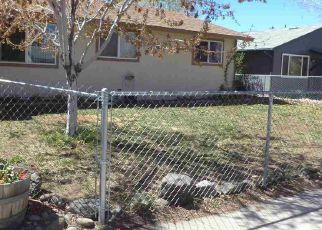 Pre Foreclosure in Carson City 89706 CARRIAGE CREST DR - Property ID: 1347329942