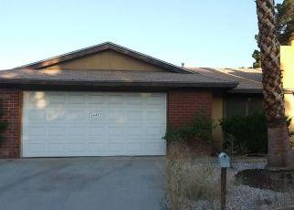 Pre Foreclosure in Las Vegas 89121 FLORRIE CIR - Property ID: 1347343960