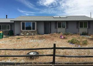 Pre Foreclosure in Reno 89508 PEREGRINE CIR - Property ID: 1347351394