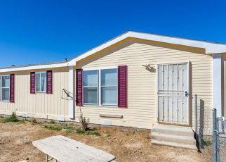 Pre Foreclosure in Pahrump 89060 GRETA BLVD - Property ID: 1347386433