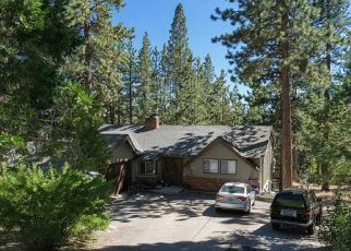 Pre Foreclosure in Incline Village 89451 JOYCE LN - Property ID: 1347401768