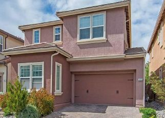 Pre Foreclosure in Reno 89521 HOPE VALLEY DR - Property ID: 1347508182