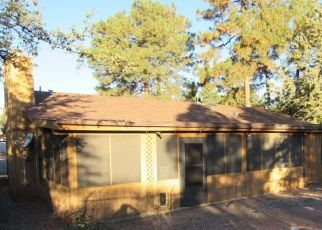 Pre Foreclosure in Payson 85541 S FOREST PARK DR - Property ID: 1347564692