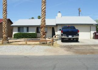Pre Foreclosure in Twentynine Palms 92277 CHIA AVE - Property ID: 1347566886