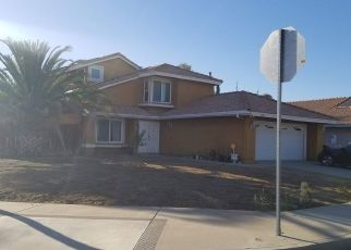 Pre Foreclosure in Moreno Valley 92553 CUMIN ST - Property ID: 1347571247