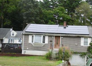 Pre Foreclosure in North Billerica 01862 TREBLE COVE RD - Property ID: 1347780157